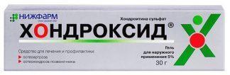 Хондроксид гель 5%30.0  Нижфарм