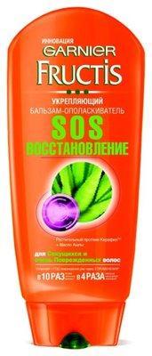 Бальзам-ополаск.Fructis SOS восст. 200.0