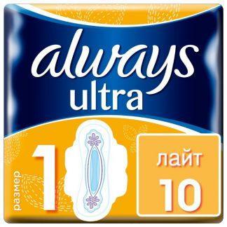 Олвейс ультра Light  №40