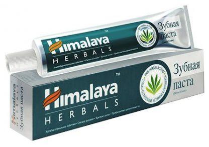 Зубная паста Himalaya 100 г профилактичес.с фтором