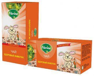 Чай травяной 1,5 №20 Florina здаровый животик