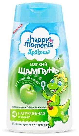 Шампунь Дракоша 240.0 яблоко