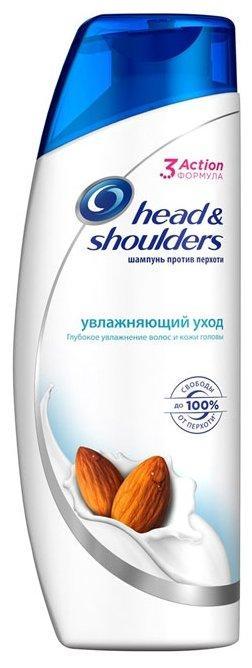 Шампунь Хэд & шолдерс 400.0 увл.ух.за кожей головы