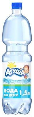 """Вода """"Агуша"""" 0,33 л. для детей"""