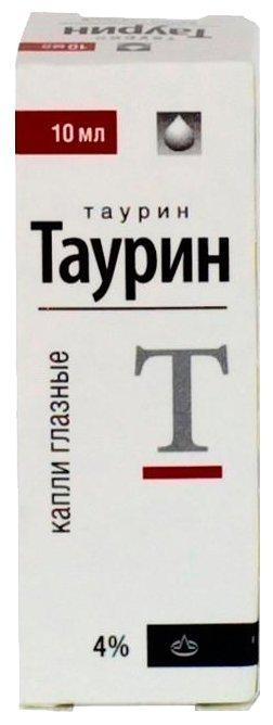 Таурин-DF 4%-10 мл капли для глаз